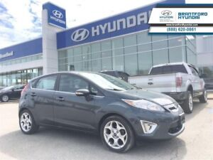 2011 Ford Fiesta SES | LEATHER | SUNROOF | MANUAL  - Bluetooth -
