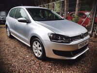 Volkswagen Polo 1.4 SE DSG 5dr£4,995 p/x welcome FREE WARRANTY, NEW 1 YEAR MOT