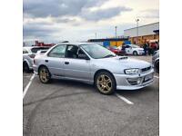 Subaru impreza Sport ..... WRX Replica. Open to swaps / px
