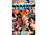 Justice League Rebirth (2017 Titan UK) #1