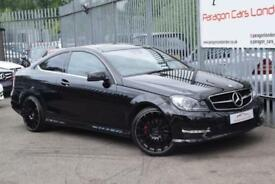 2014 Mercedes-Benz C Class C180 Coupe 1.6 156 SS AMG Sport Edition Premium Plus