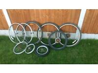 Used bicycles for parts or repare for sale