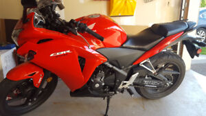 2013 cbr 250 abs for sale  by owner