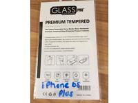 iPhone 6s Plus Tempered Glass Screen Protector £1