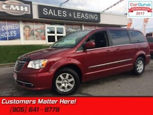 2012 Chrysler Town  Country Touring  NAV, ROOF, DUAL-DVD, PWR-DO