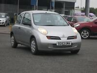 Nissan Micra 1.0 E Only done 55,000 mile Great fuel economy free AA membership
