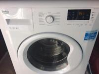 Beko washing machine 7kg 1500rpm free local delivery and fitting