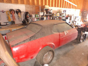 1973 Mustang COupe for sale