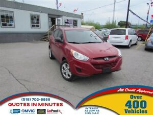 2010 Hyundai Tucson GL   CLEAN   MUST SEE   FINANCING AVAILABLE