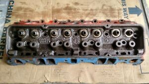 (1) Chevy SBC Head Casting #291
