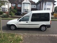 FORD COURIER VAN LOW Mileage NEW M.O.T
