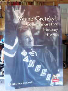 NHL Hockey Wayne Gretzky Professional Athlete Life Size Cutout