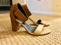 """Never worn Size 7 """"Call It Spring"""" Heeled Sandals"""