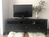 IKEA HEMNES TELEVISION TABLE UNIT £190 rrp