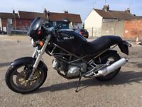 Ducati Monster 600 - Genuine, MOT - May 2018, Maintained Excellent
