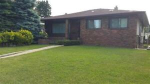 LOOK! 5 Bed  Bungalow With Legal Suite in Capilano, Edmonton
