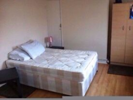 2 Large Twin/Triples 1-3 min Finsbury Park,Close Camden Town,Kings Cross, Arsenal Holloway Road