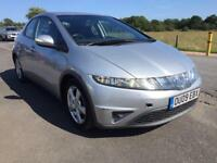 BARGAIN! Honda Civic cdti diesel, long MOT, ready to go