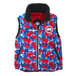 Canada Goose Kids' 6-7 Bobcat Vest Brand NEW with tags!