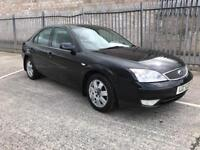 2005 Ford mondeo 1.8 petrol **low miles**