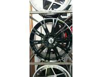 Wolfrace Vermont alloy wheels for t5/t6