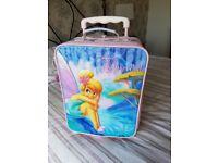 Disney tinkerbell suitcase