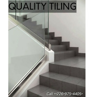 Call QUALITY TILING at #226-975-4405#