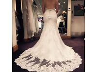 Mori lee 'giselle' brand new wedding dress size 14/16