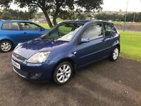 2008 (08) Ford Fiesta Zetec - Blue Edition, Low Mileage, Lots of Extras