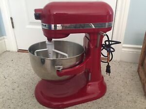Kitchen Aid Deluxe 5 Edition Mixer