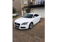 Audi TT 2012 manual white 1.8 petrol coupe fantastic condition