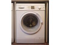 Bosch Logixx 8KG VarioPerfect 1200 spin Washing Machine - 6 Months Warranty