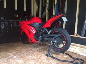 Ninja 250 2009