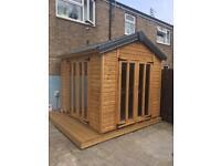 Summer houses/garden sheds