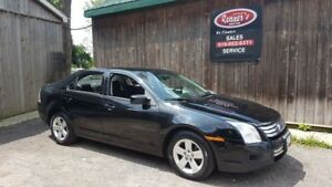 2006 Ford Fusion SE, 4cy, Auto, A/C, CERTIFIED