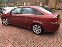 Vauxhall Vectra 1.8 VVT EXCLUSIV 5DR Manual 2008 on a 57 plate