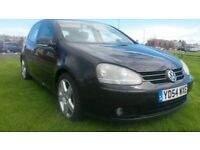 54 VW GOLF 2.0 GT TDI 140 BHP