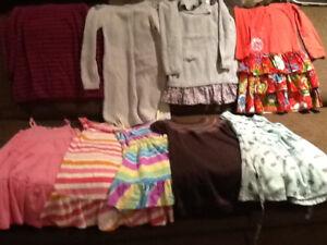 Girls dresses size 5