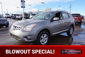2013 Nissan Rogue S ALL WHEEL DRIVE Accident Free,  Bluetooth,