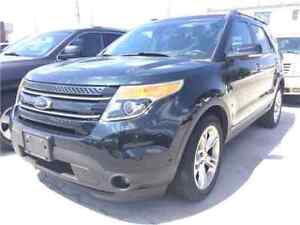 2014 Ford Explorer Limited Navigation, Leather, Dual Sunroof !!!