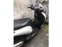 The fusio box will be fix tomorrow, 07873 793486 call me bike ready to drive