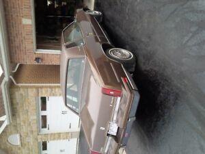 1984 Oldsmobile Cutlass Sedan