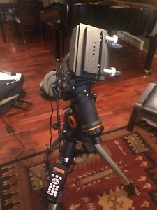 Celestron CGEM mount and Tripod barely used
