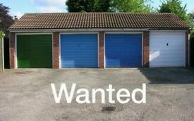 Garage / Workshop / Storage WANTED to Rent