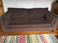 M&S 2/3-seater sofa