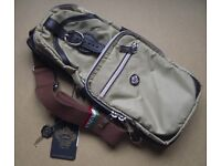 Mens shoulder bag Italian fashion new with tags