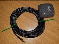 GPS antenna, Free for collection