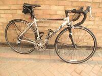 Specialize Allez road bike As New.