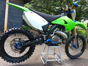 Fully built 2007 kx 250 with ownership NEED GONE!!!