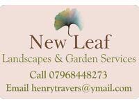 Landscapes & Garden Services
